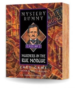 Mystery Rummy : Murders in the Rue Morgue